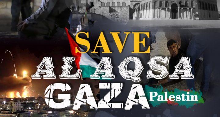 Program Sedekah Untuk Serangan Al-aqsa Palestina